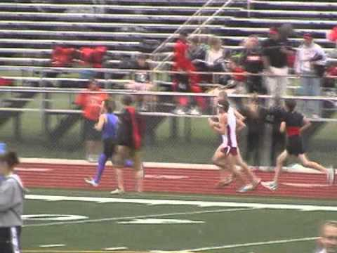 3200 Meter Newton Track Meet - Jake Potter