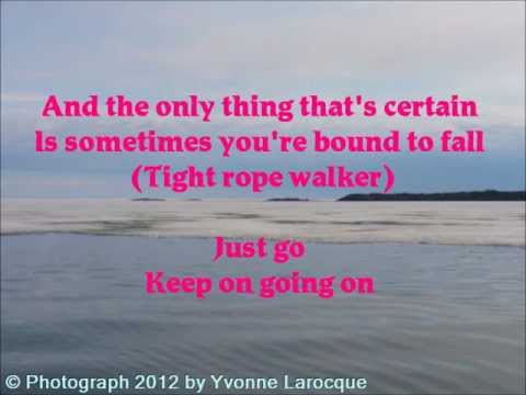 Tight Rope (Lyric) Video - Alex Clare