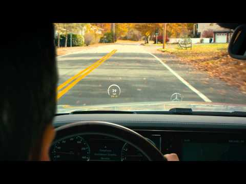 Mercedes-Benz Technology — Head-Up Display