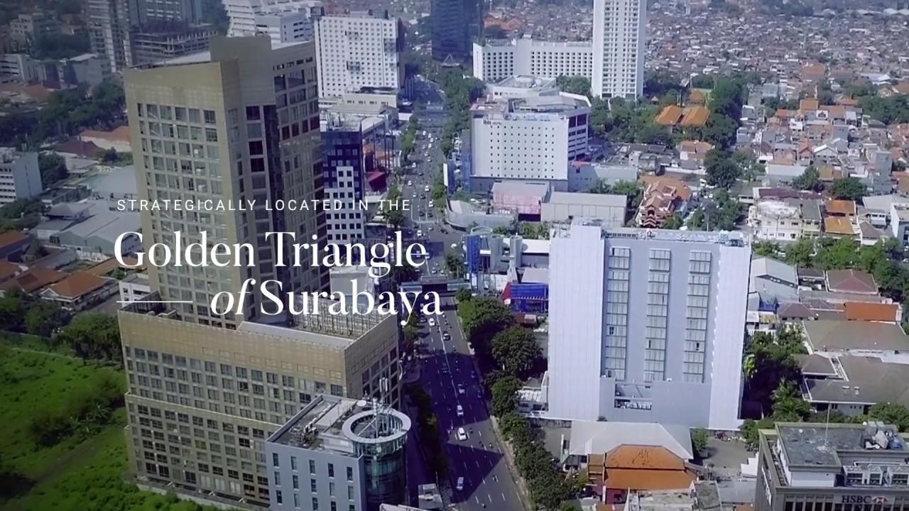 Hidden Paradise of Surabaya Downtown