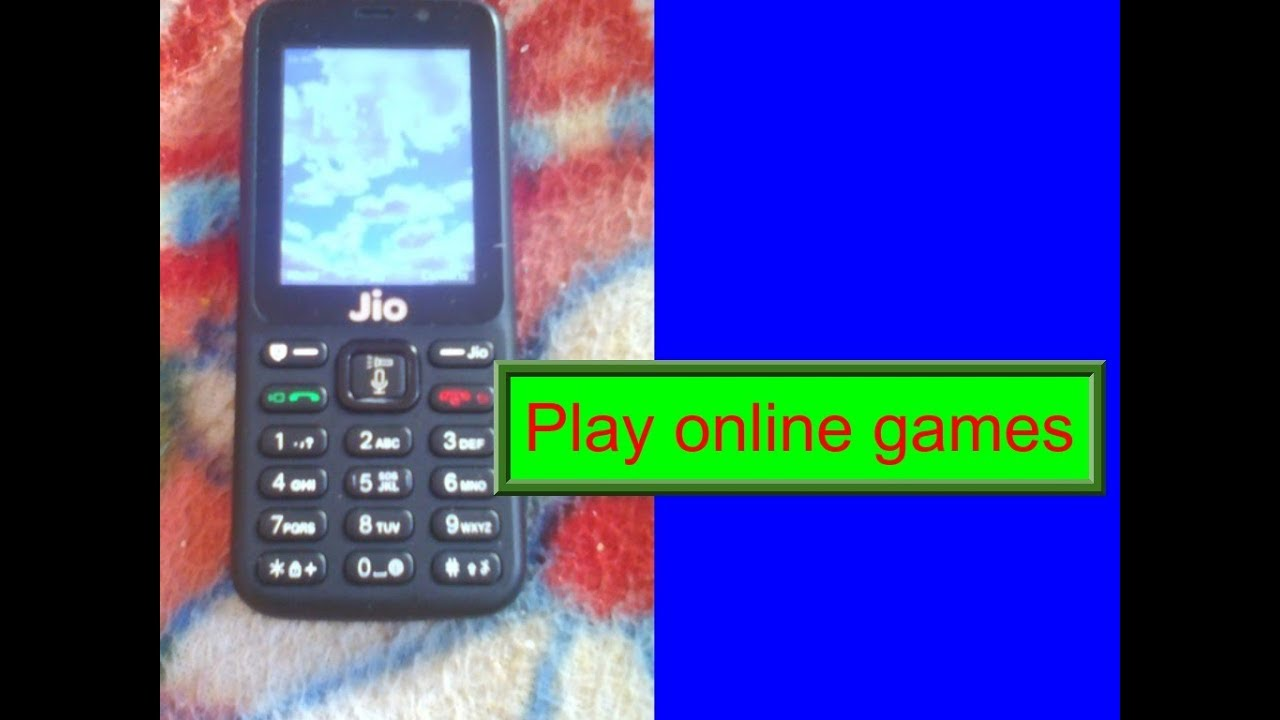 Games Online Play Free In Jio Phone Gamewithplay