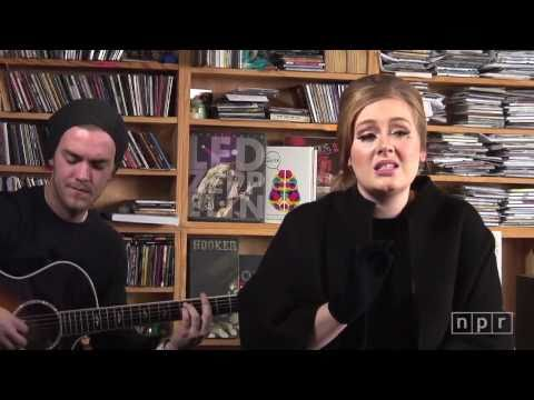 Adele - Someone Like You HD, Chasing Pavements, Rolling in The Deep