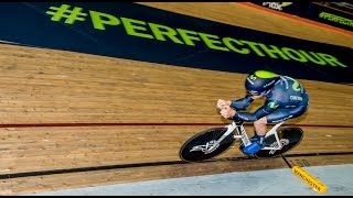 The #PerfectHour: Alex Dowsett's full, successful UCI Hour Record attempt