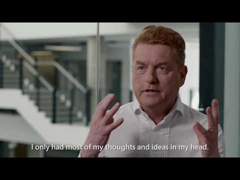 Gisli Gislason talks about EVEN, Microsoft and the Future