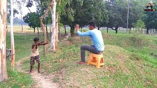 Must Watch Indian FunnyComedy Videos 2019  New Funny Videos  myfamily