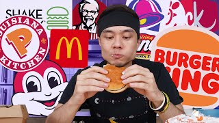 Which Chicken Sandwich is really the BEST?? (Tier List - Taco Bell, BK, Canes...)