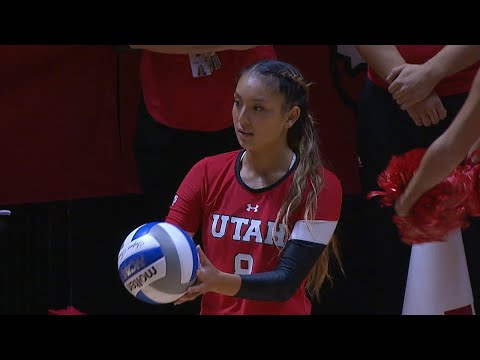 Recap: In 100th meeting, Utah volleyball falls to BYU in five