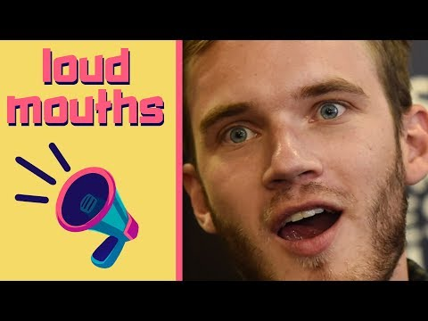 PewDiePie Banned from India - Loud Mouths #80 Mp3