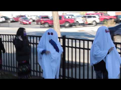 Halloween Parade 2020 - Pope Francis Global Academy