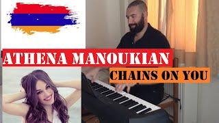 """Athena Manoukian - Piano Variations on """"Chains On You"""" - Armenia 🇦🇲 - Eurovision 2020"""