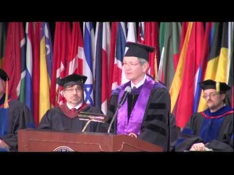 Mark Bradley, 2011 Winter Commencement Address