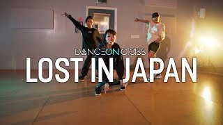 Shawn Mendes - Lost In Japan (Zedd Remix) | Coco Natsuko Choreography | DanceOn Class Video