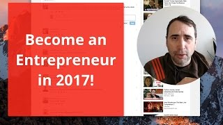 How to become an Entrepreneur in 2017