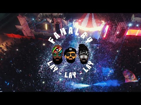 Famalay (Official Performance Video) | Skinny Fabulous X Machel Montano X Bunji Garlin | Soca 2019
