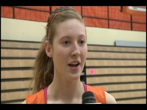 Kyleigh Hampton of Wabash high school girls basketball on winning sectional title and preparing for