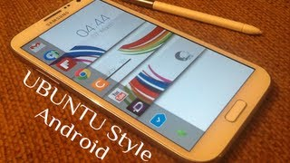 TOP 10 BEST ANDROID Apps + UBUNTU Style