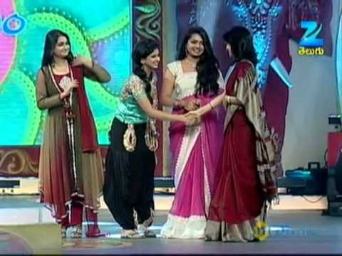 Zee Kutumbam Awards 2012 Dec  22 '12 Part   6 Travel Video