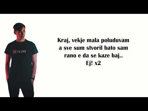 Pajak – Kraj (Lyric Video 2020)