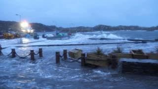 Inishbofin island, Co. Galway - 6th of January storm 2014 - Marie Coyne