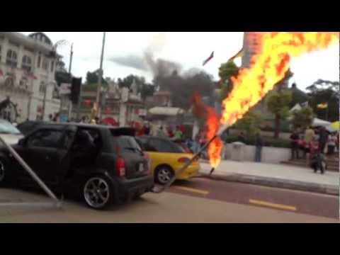 Autoshow car dataran merdeka 2013