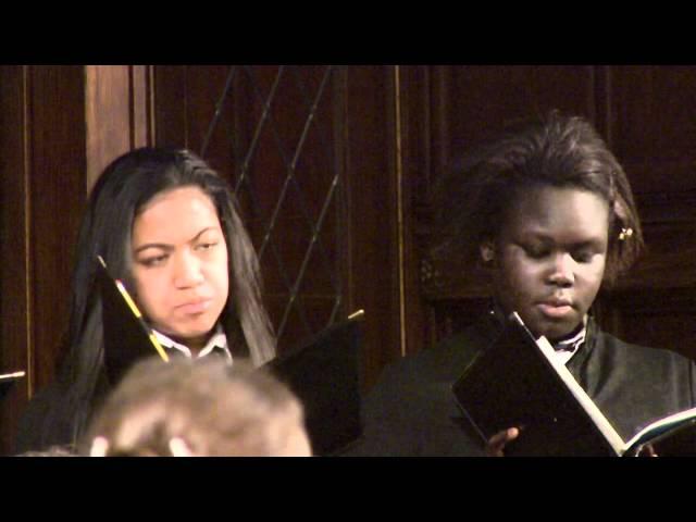 madeleine choir school performances for christmas