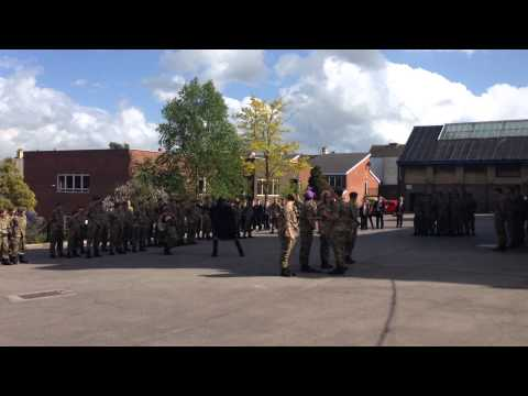CCF Final Parade | The Skinners' School