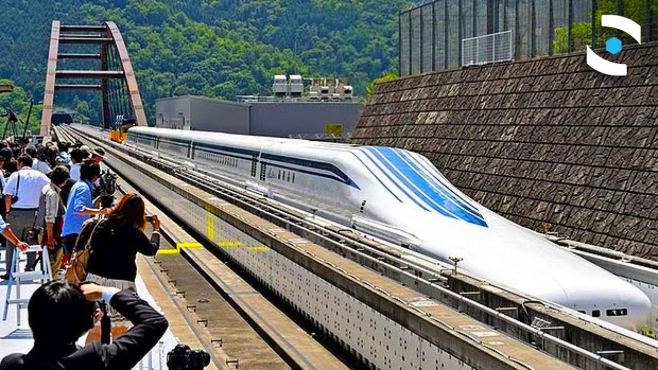 Japan's $100 Billion World's Fastest Train