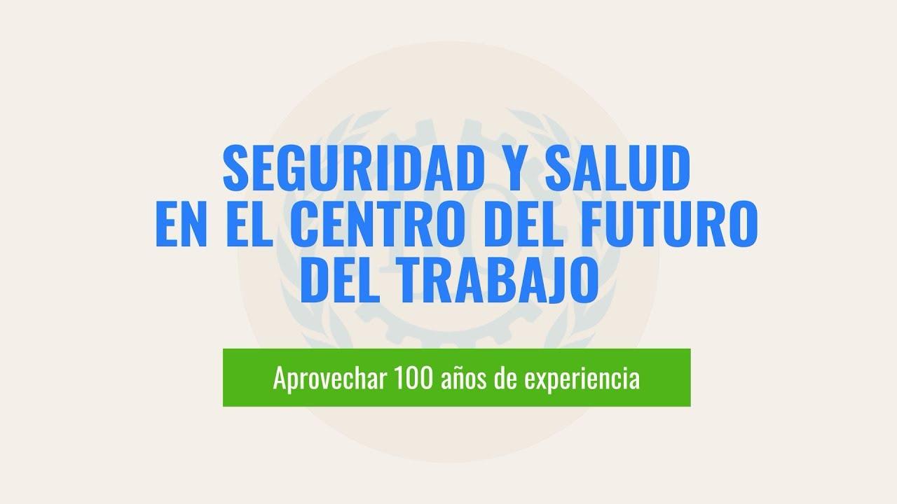 Día Mundial De La Seguridad Y Salud En El Trabajo Seguridad
