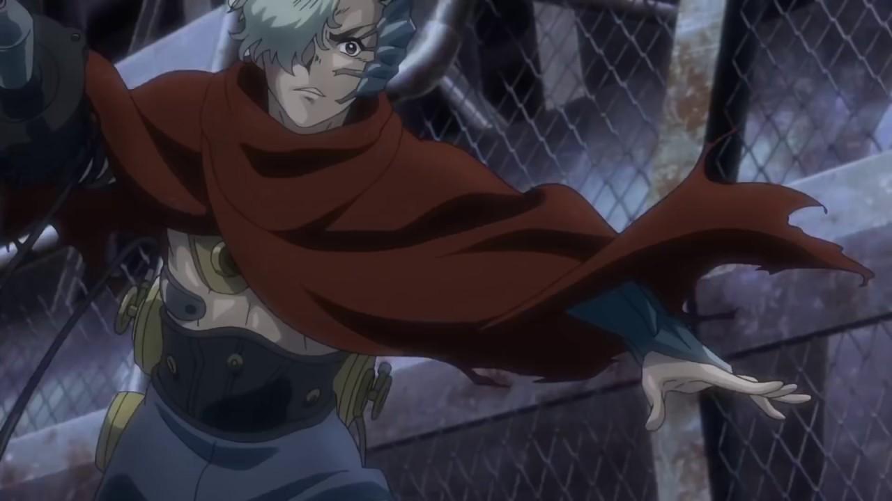 Koutetsujou No Kabaneri Staffel 2
