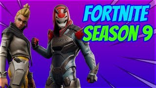 Fortnite Saison 9 Gameplay! 'NOUVEAU' Saison 9 Battle Pass! - Fortnite: Bataille Royale