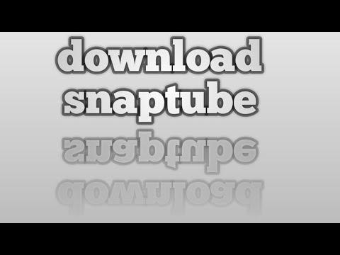 Snaptube Vip PRO apk. audio & video downloader free