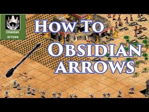 How to Obsidian Arrows