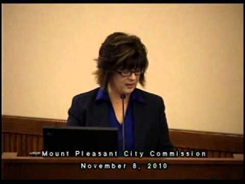 City of Mt. Pleasant Lawsuit Settlement