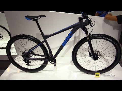 2018 BMC TeamLite 03 Two Crosscountry Series Bike - Walkaround - 2017 Eurobike