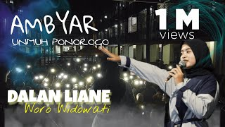 Download lagu DALAN LIYANE by WORO WIDOWATI Live UNMUH PONOROGO