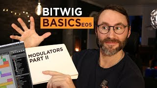 Bitwig Studio Basics E05 - Modulators Part 2 - Sampler Modulation, Cycles Mode