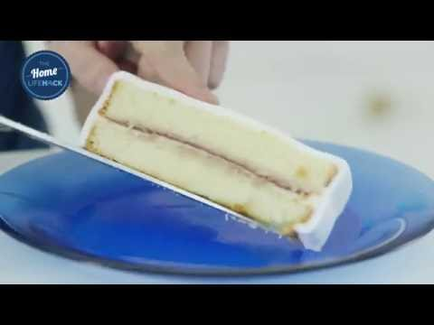 NIVEA Men #Lifehack  - Keep cake super fresh for days!