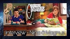 Haus Anubis - Interview mit Nina und Magnus