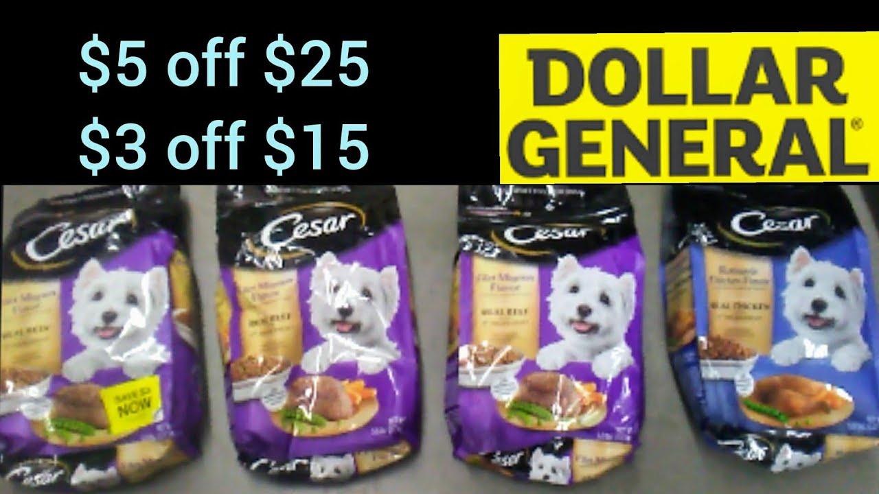 photograph regarding Caesars Dog Food Printable Coupons identified as Greenback Overall Breakdowns Caesar Pet dog Foodstuff