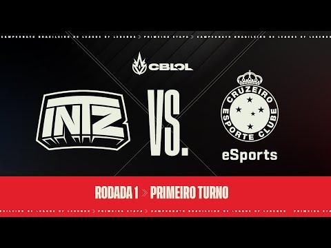 VOD: Cruzerio vs INTZ - CBLOL Split 1 - BO1