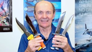 Vintage Scuba: Knives - Old To New - S01E10