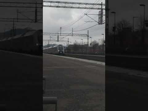 Trains in Sweden 64 - Partille station