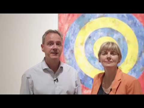 Jasper Johns at The Royal Academy of Arts