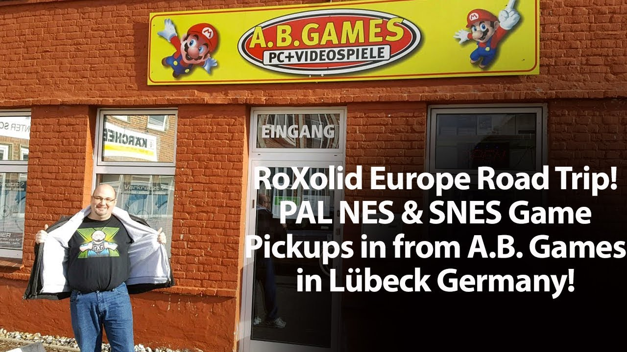 Ab Games Lübeck