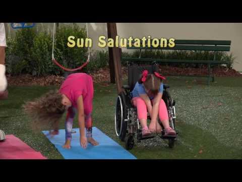 Wuf Shanti TV Show-Beautiful Day (Yoga and Meditation for Kids)
