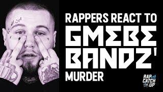 GMEBE's Lil Chief Dinero, JP Armani, GMEBE Allo & More React to GMEBE Bandz' Murder