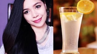Health Benefits of Lemon Water For Hair, Skin & Body -How to Make Lemon Water - Beautyklove