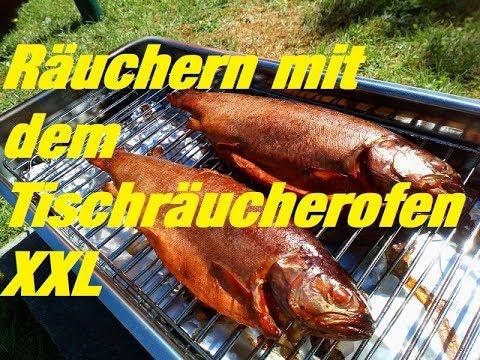 Behr Tischräucherofen Set Aal Räuchermehl Räucherlauge Tisch Räucherofen Zubehör