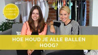 Interview met fitgirl en ondernemer Aranka van der Voorden | Sanny zoekt Geluk