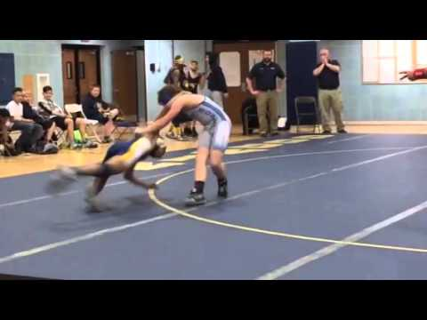 Godwin Heights Middle school wrestling